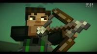 【羔羊解说】《Minecraft我的世界:故事模式》03 逗比绿豆侠