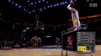 【布鲁】NBA2K16 生涯模式 三分球大赛保罗乔治躺赢(89)