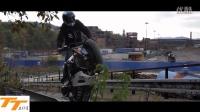 【摩托车特技 #1】TT工作室#重机车