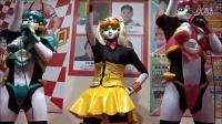 【狮子转载】にょロボてぃくすステージ【大阪モーターサイクルショー2016】