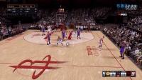 NBA2K16重温姚鲨对决!姚明打爆奥尼尔!麦迪科比较量