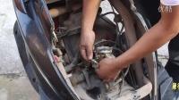 摩托车维修之化油器拆装技术与滤清器的清理