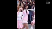 160910宇宙少女外出及韩国新村街头舞蹈演出(主恩熙陈潇)