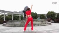 陈静广场舞DJ健身舞《毛主席语录》编舞:旋律 习舞:陈静附背面