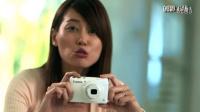 佳能N100双镜头数码相机广告