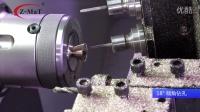 震环机床Z-MaT 平床身线轨排刀机-车铣复合加工案例-双列竖排可转角动力头