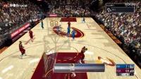 NBA2K17圣诞大战 勇士vs骑士!库里杜兰特再战詹姆斯欧文 2017NBA总决赛预演?