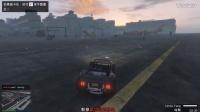 GTA5 开车用黏弹炸坦克(侠盗猎车5)