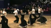 摩登舞教学-华尔兹基本步练习