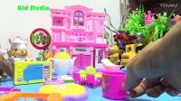 飞燕传媒 厨房玩具视频 过家家玩具视频蔬菜水果锅碗瓢盆燃气灶玩具视频 儿童玩具视频 408