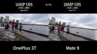 华为Mate9评测:成像对比一加3T