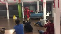 新春饺子团圆会HAPPY CHINESE NEW YEAR古典舞表演《中国芭比》