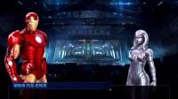 漫威:未来之战 EP1 初次体验 雷神索尔,黑豹,美国队长,黑寡妇以及,钢铁侠