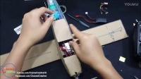 用纸箱板制作航模飞机