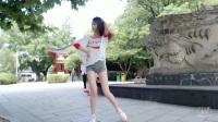 公园又见大长腿美女跳舞-32884滢滢 YY主播