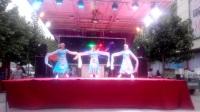 内丘县歌舞团表演    情歌慢摇