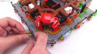【速拼】乐高 LEGO 幻影忍者 70620Ninjago City 忍者城