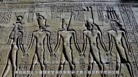 悠游埃及 埃德夫神庙 夜幕下的天空之神荷鲁斯神殿