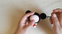 【海峡手工馆】6、钩针玩偶变装娃娃 中国娃娃的钩法