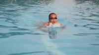 2017年度入警培训游泳竞赛