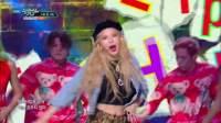 【风车·韩语】泫雅性感舞台《Lip & Hip》音乐银行171215现场版