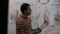 俄罗斯列宾美院内部课程★高级讲师 人体结构解剖绘画 第二集