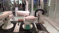 双臂机器人duAro环形导轨焊锡工作站