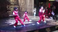 少年3人齐舞4天津IPTV街舞大赛