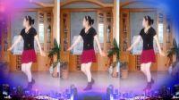 彩虹丹广场舞 情路弯弯 动感柔美好听好看3人版美舞最新