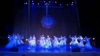 """藏舞《天浴》,扬州经济技术开发区文汇街道俏阳扬艺术团。在扬州市第10届""""琼花奖""""舞蹈比赛中,荣获中老年组金奖。20180520"""