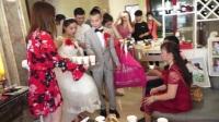 车田达达婚纱—新郎邓勤跃和新娘邓冰新婚庆典
