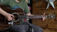 Gabriel加百列 gr52c 吉他评测