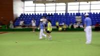 2018年杭州市青少年门球锦标赛-美术学校Vs萧山一队