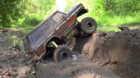 RC遥控越野车卡车淤泥越野