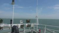 福建一渔船在台湾海峡沉没11人失联