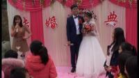 宁都安下村胡龙 温美娟浪漫西式婚礼(喜庆婚庆18679750336)