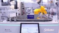 GFX电驱环形滑轨与史陶比尔智能装配站