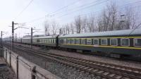 火车视频-初春随拍