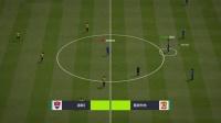渝联FIFA OL4 生存模式3v3(Z、陈乐、兰古利萨)2019-4-10