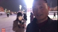 农民王小:咋还圆了奥运梦?3人晚上逛京城媳妇兴奋