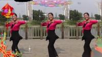 沈北新区喜洋洋广场舞《草原上的月光》表演:喜洋洋1080p