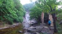 穿越木札岭魔鬼大峡谷