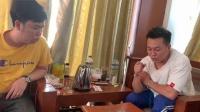 缅甸曼德勒之旅,两个翡翠片料1380万缅币一起打包,这算不算捡漏
