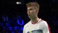 2020.10.17 SF 格姆克 vs 西本拳太 - 2020丹麦羽毛球公开赛
