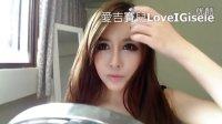 LoveIGisele 討喜女朋友妝容影音特輯之Dior 幻彩五色眼影764