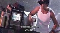 吴京与甄子丹在《杀破狼》中的打斗花絮 动作片是怎么炼成的