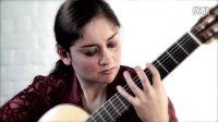哈比比演奏红塔 - Torre Bermeja, Negin Habibi, Gitarre