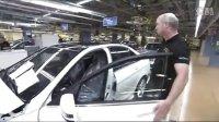 奔驰W204 C生产线实拍