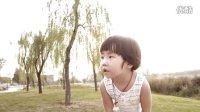 朱铁妮子两岁半