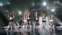 [高清LIVE]101204.MBC.音乐中心.少女时代《Hoot》热舞现场